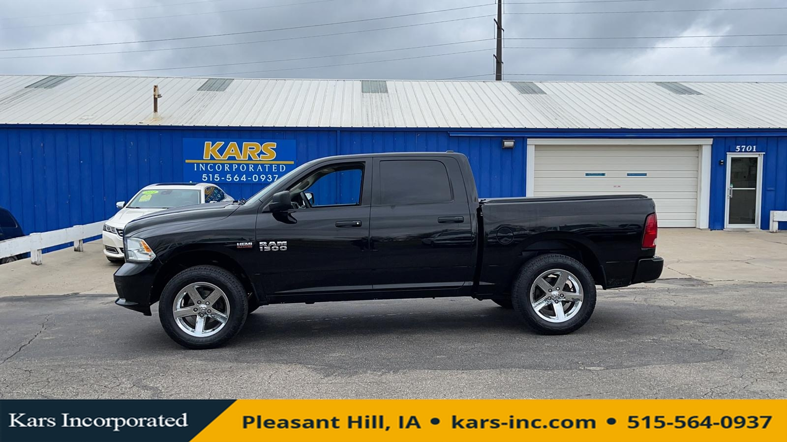 2014 Ram 1500 ST 4WD Crew Cab  - E06241P  - Kars Incorporated