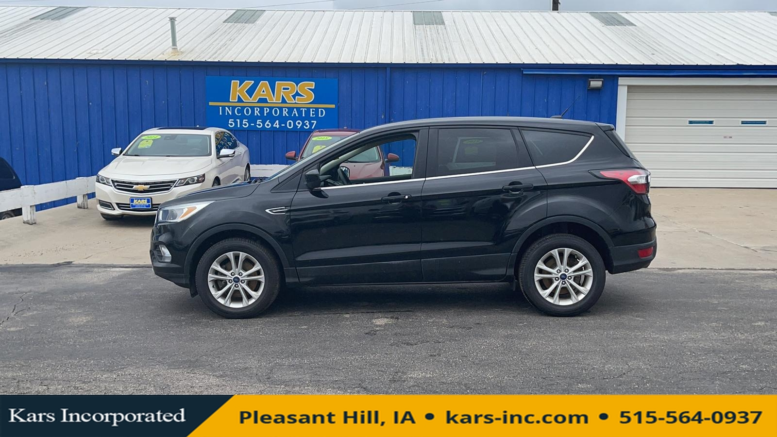 2017 Ford Escape SE 4WD  - H77337P  - Kars Incorporated