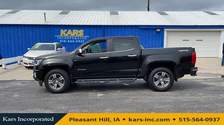 2015 Chevrolet Colorado LT 4WD Crew Cab for Sale  - F81385P  - Kars Incorporated