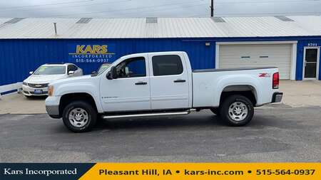 2009 GMC Sierra 2500HD 2500 SLE 4WD Crew Cab for Sale  - 918381P  - Kars Incorporated