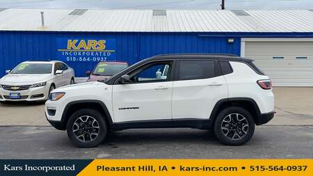 2019 Jeep Compass TRAILHAWK for Sale  - K95419P  - Kars Incorporated