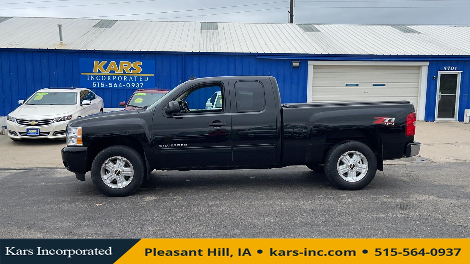 2013 Chevrolet Silverado 1500  - Kars Incorporated