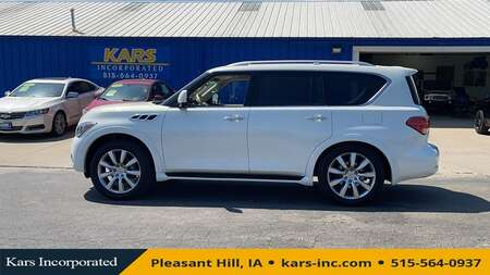 2012 Infiniti QX56 7-passenger 4WD for Sale  - C15872P  - Kars Incorporated