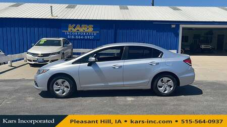 2014 Honda Civic LX for Sale  - E04777P  - Kars Incorporated