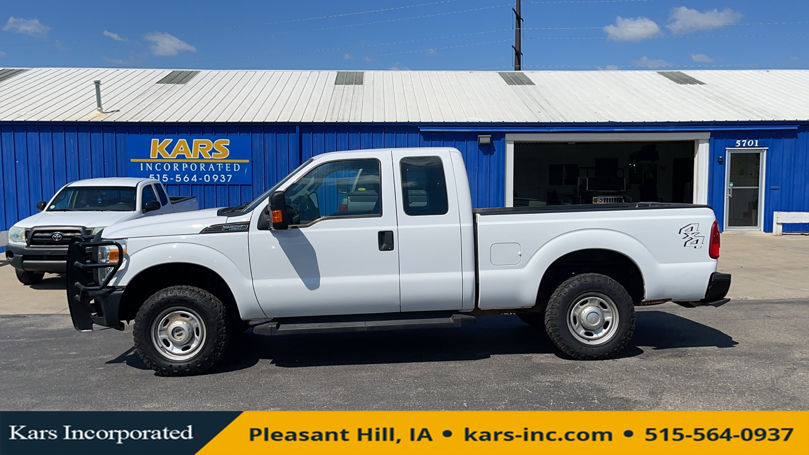 2015 Ford F-250 SUPER DUTY 4WD SuperCab  - F59705P  - Kars Incorporated