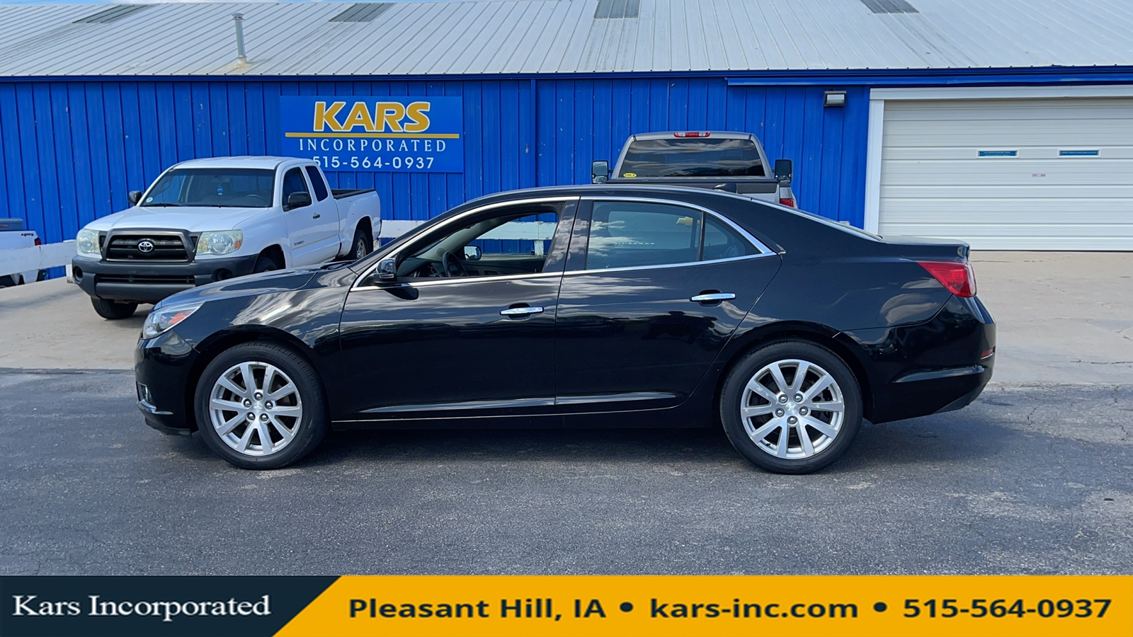 2013 Chevrolet Malibu LTZ  - D19318P  - Kars Incorporated