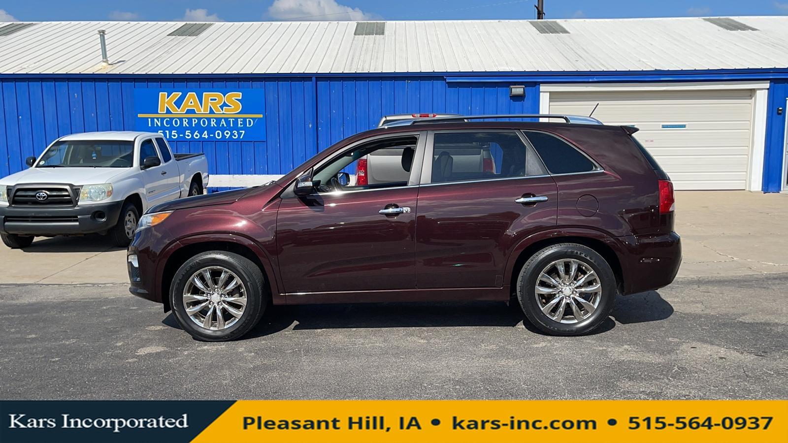 2011 Kia Sorento SX 2WD  - B08842P  - Kars Incorporated