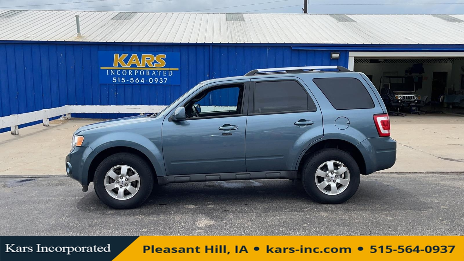 2010 Ford Escape LIMITED 4WD  - A72247P  - Kars Incorporated