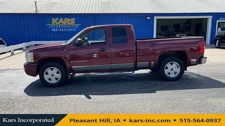 2008 Chevrolet Silverado 1500 LT w/1LT 4WD Extended Cab for Sale  - 814438P  - Kars Incorporated