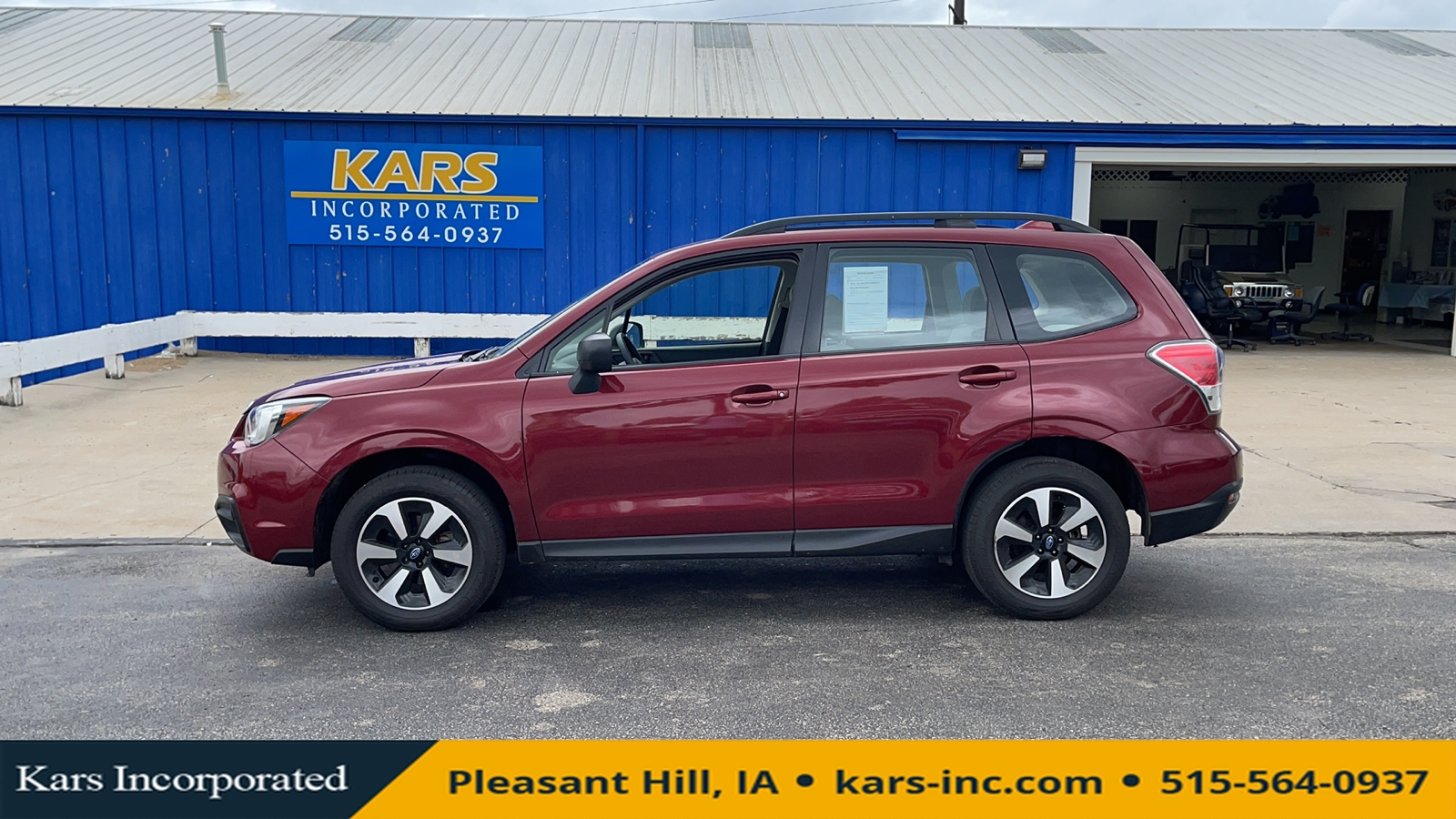 2017 Subaru Forester  - Kars Incorporated