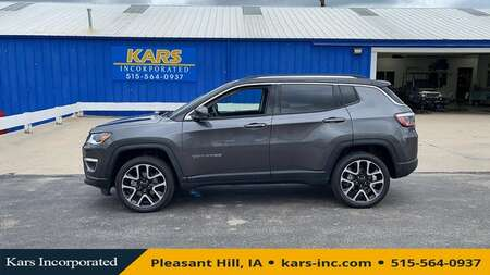 2017 Jeep Compass LIMITED for Sale  - H40522P  - Kars Incorporated