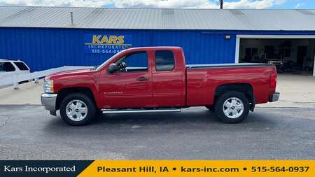2012 Chevrolet Silverado 1500 LT 4WD Extended Cab for Sale  - C75559P  - Kars Incorporated