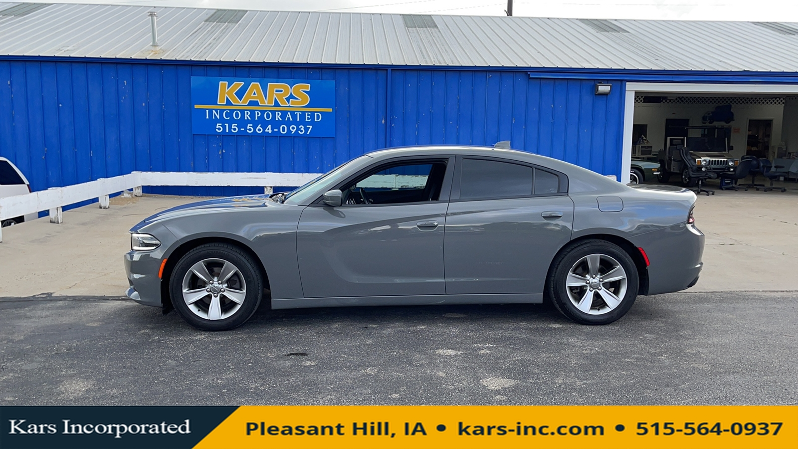2017 Dodge Charger  - Kars Incorporated