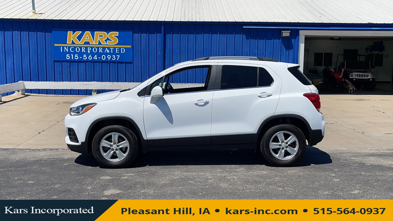 2017 Chevrolet Trax 1LT AWD  - H42897P  - Kars Incorporated