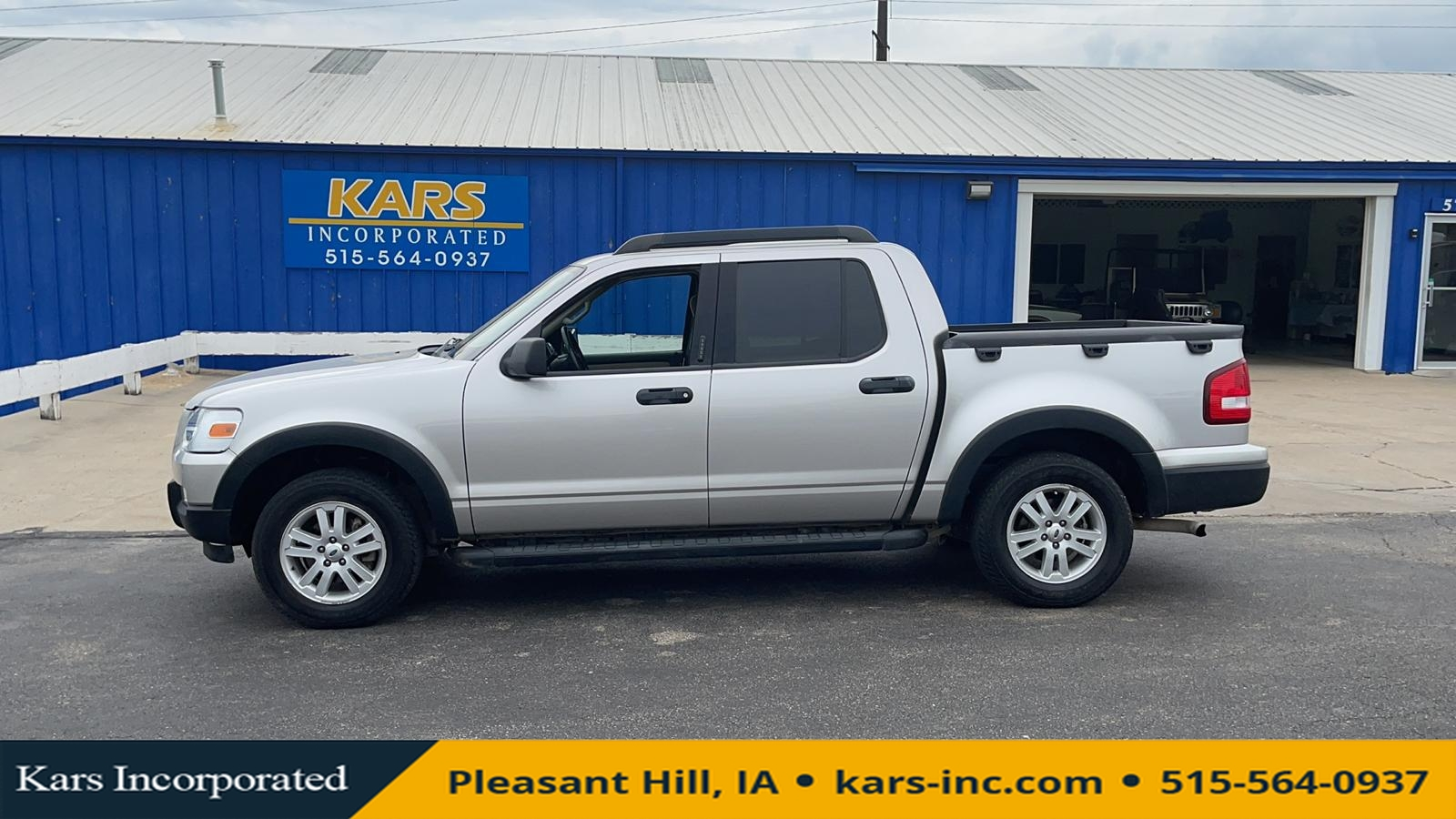 2008 Ford Explorer Sport Trac XLT  - 837712P  - Kars Incorporated