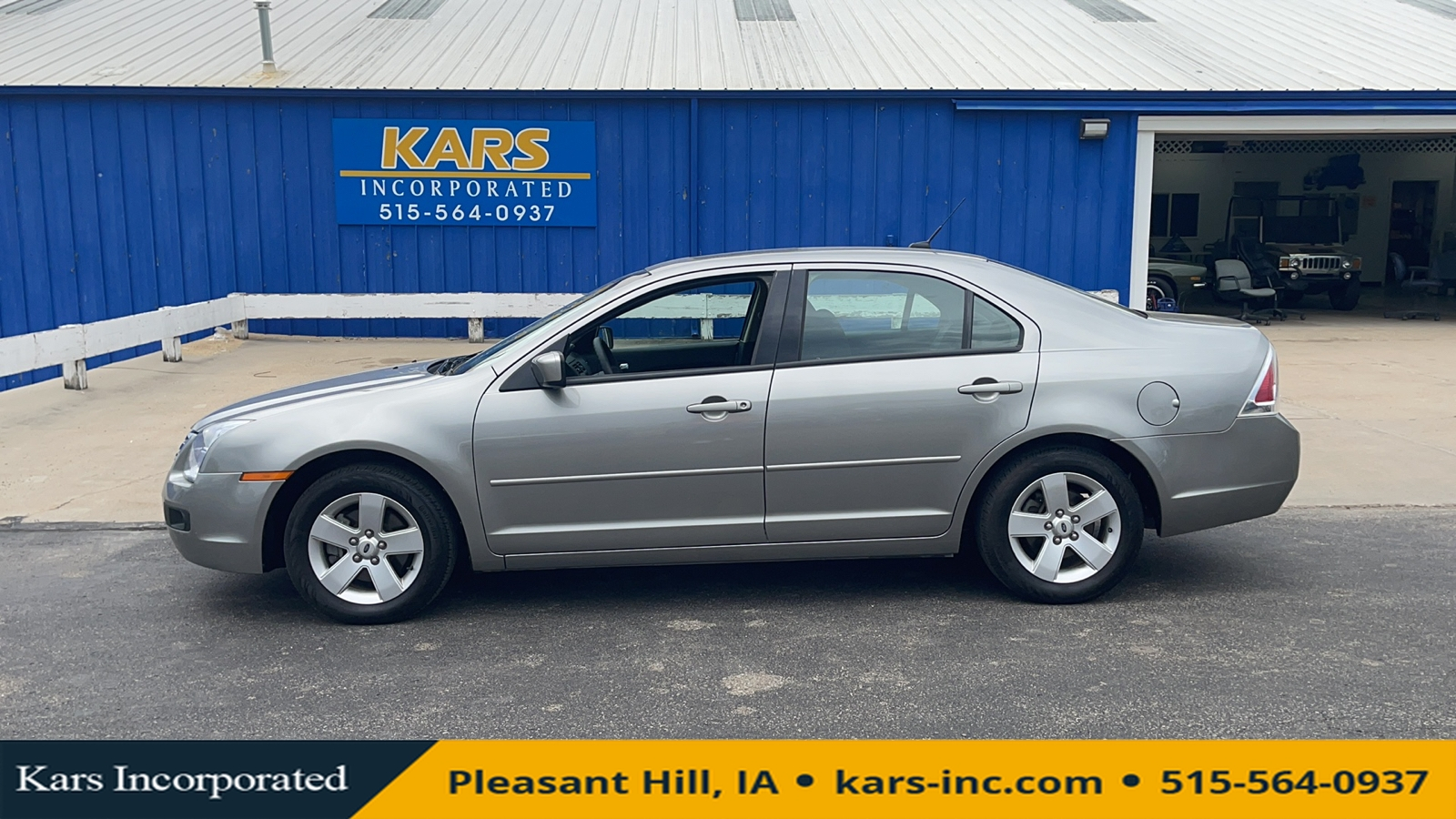 2009 Ford Fusion  - Kars Incorporated