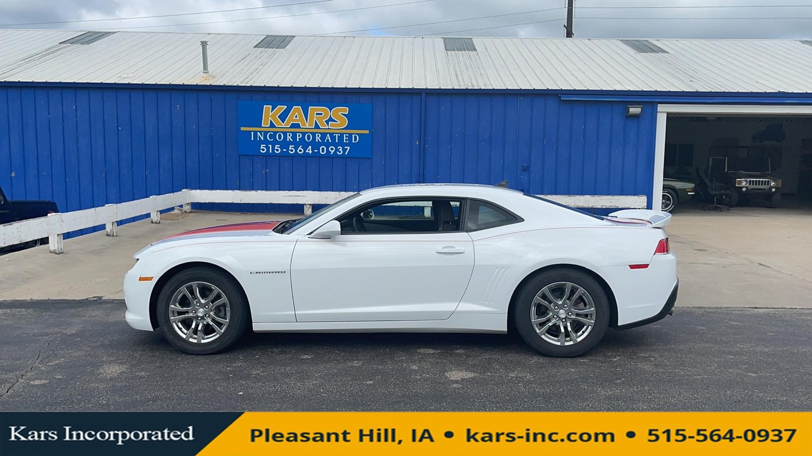2014 Chevrolet Camaro  - Kars Incorporated