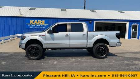2014 Ford F-150 SUPERCREW FX4 4WD for Sale  - E65170P  - Kars Incorporated