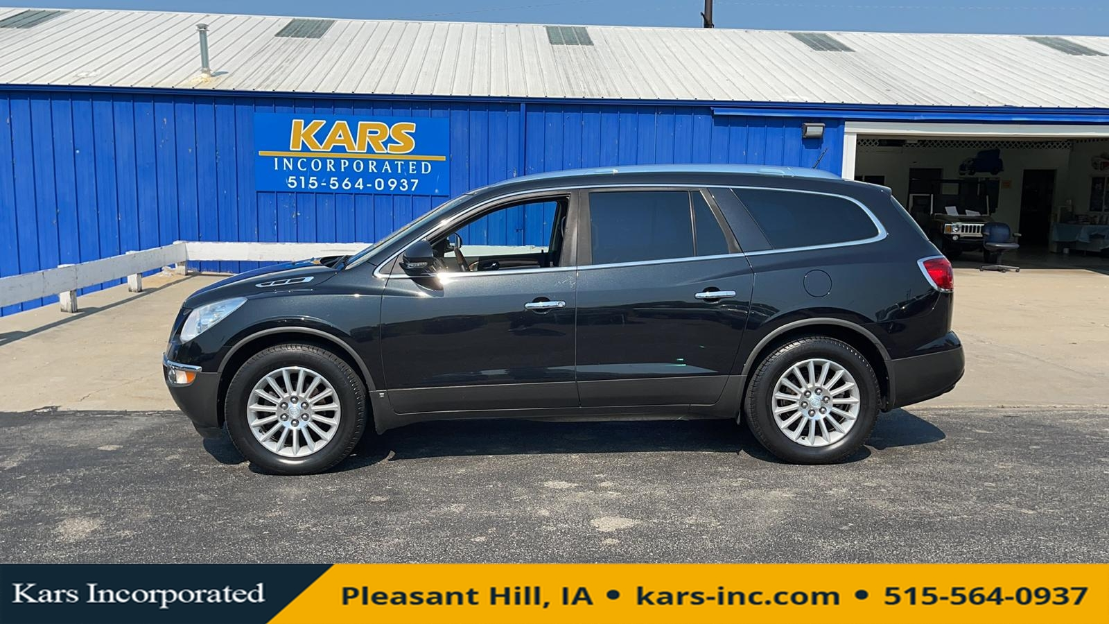 2009 Buick Enclave CXL AWD  - 945862P  - Kars Incorporated