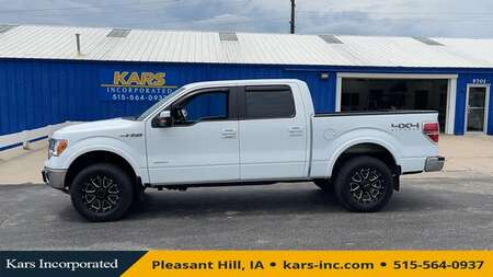 2011 Ford F-150 SUPERCREW LARIAT 4WD for Sale  - B13402P  - Kars Incorporated