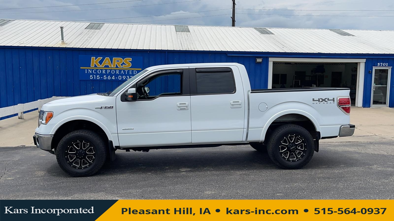 2011 Ford F-150  - Kars Incorporated