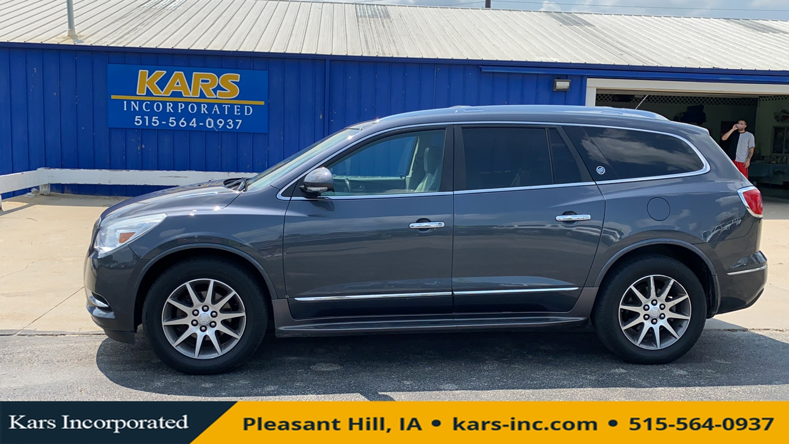 2013 Buick Enclave  - Kars Incorporated