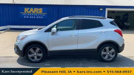 2014 Buick Encore blue AWD for Sale  - E42964P  - Kars Incorporated