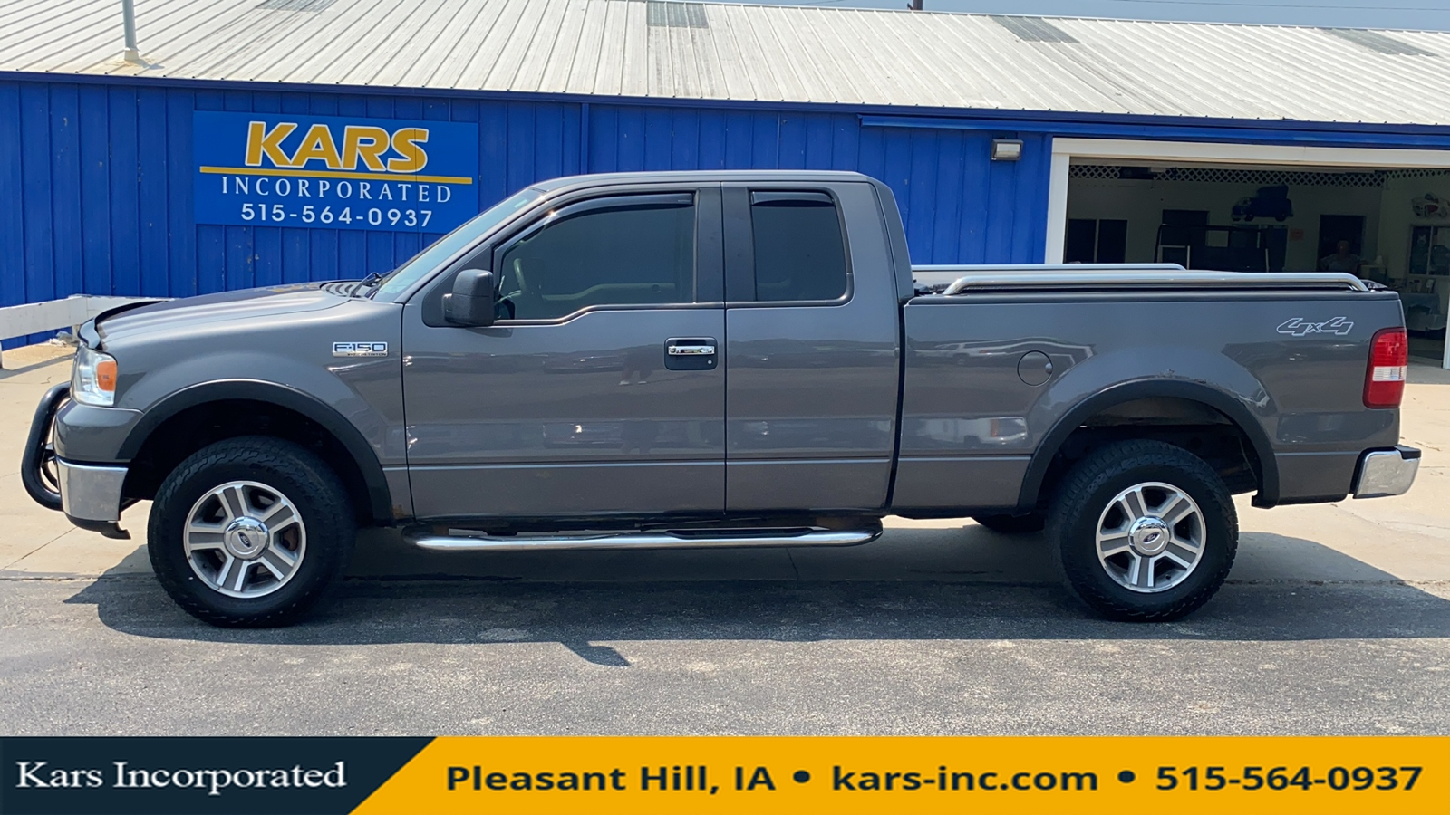 2008 Ford F-150 SUPERCAB XLT 4WD  - 878656P  - Kars Incorporated