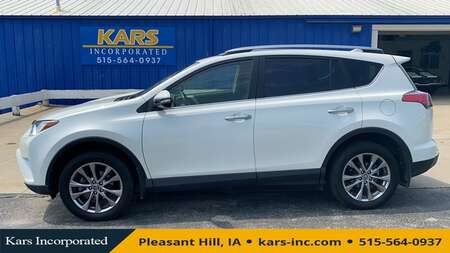 2017 Toyota RAV-4 LIMITED AWD for Sale  - H11322P  - Kars Incorporated