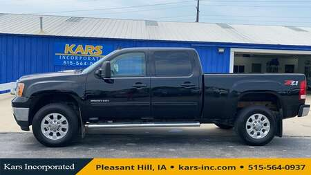 2012 GMC Sierra 2500HD 2500 SLE 4WD Crew Cab for Sale  - C32152P  - Kars Incorporated