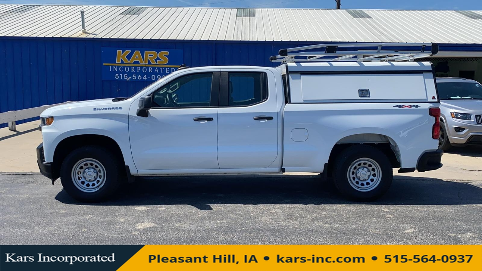 2019 Chevrolet Silverado 1500 Work Truck 4WD  - K90822P  - Kars Incorporated