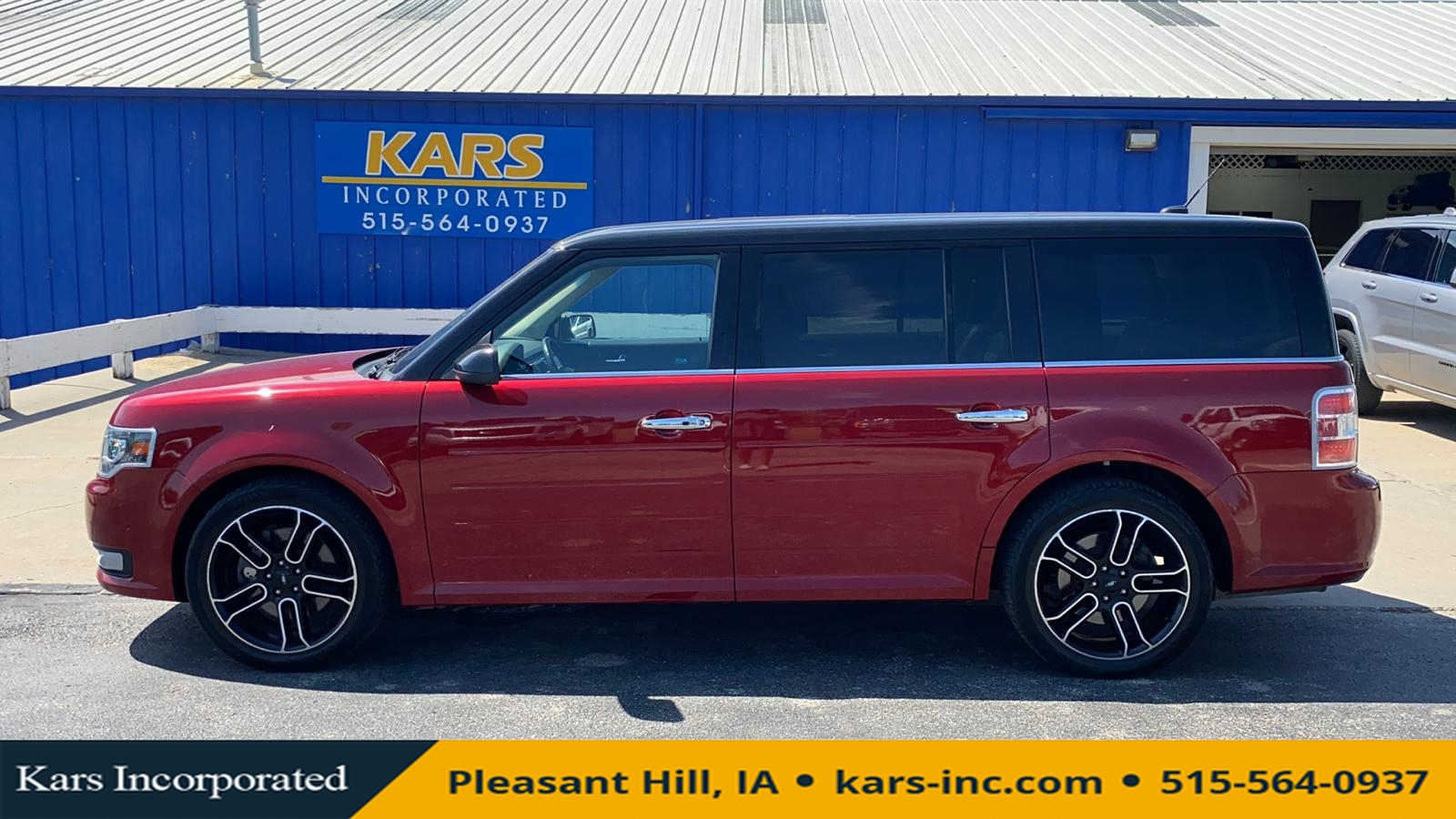 2014 Ford Flex LIMITED AWD  - E07051P  - Kars Incorporated