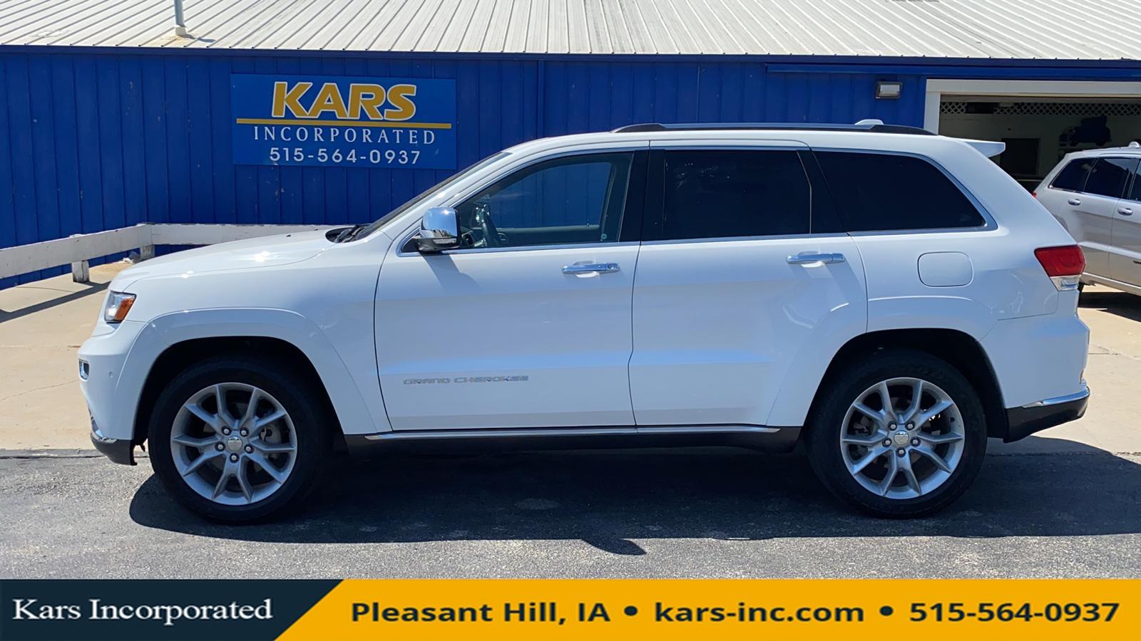 2014 Jeep Grand Cherokee  - Kars Incorporated