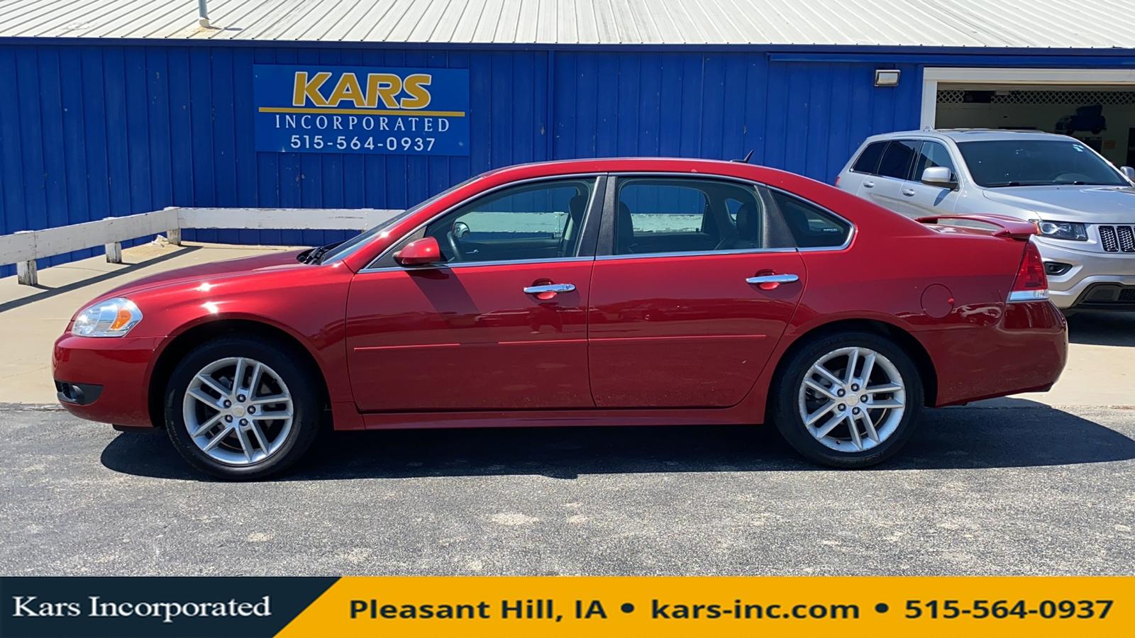 2014 Chevrolet Impala Limited LTZ  - E52079P  - Kars Incorporated