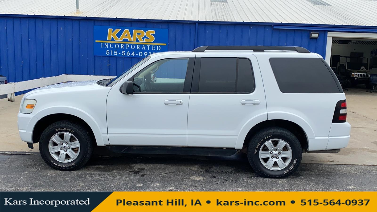 2010 Ford Explorer  - Kars Incorporated