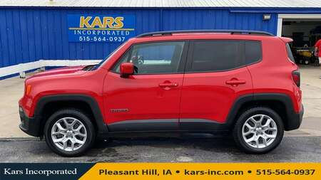 2015 Jeep Renegade LATITUDE 4WD for Sale  - F25979P  - Kars Incorporated