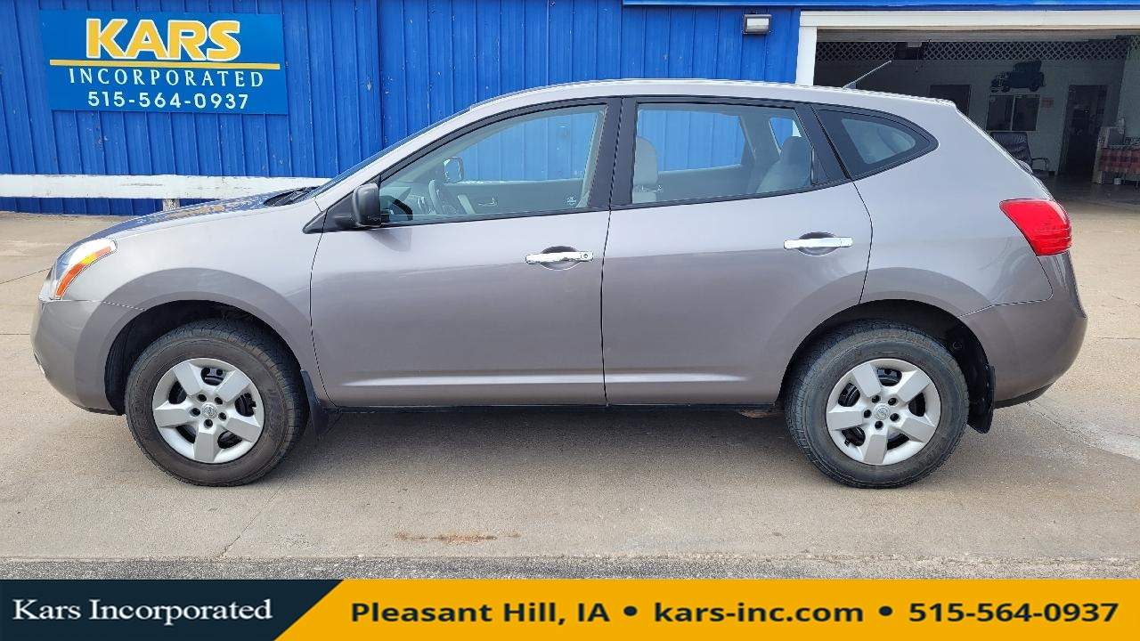 2010 Nissan Rogue S AWD  - A39849P  - Kars Incorporated
