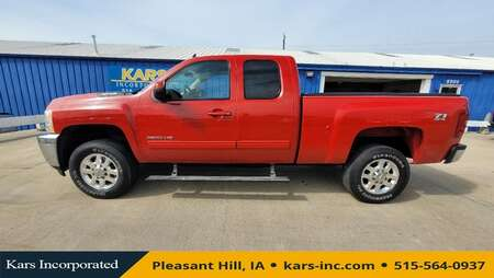 2011 Chevrolet Silverado 2500HD HEAVY DUTY LTZ 4WD Extended Cab for Sale  - B14607P  - Kars Incorporated
