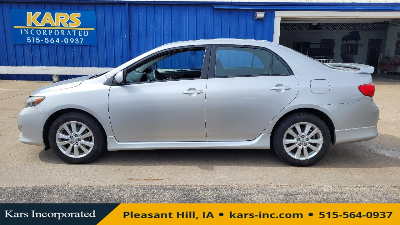 2010 Toyota Corolla BASE  - A65176P  - Kars Incorporated