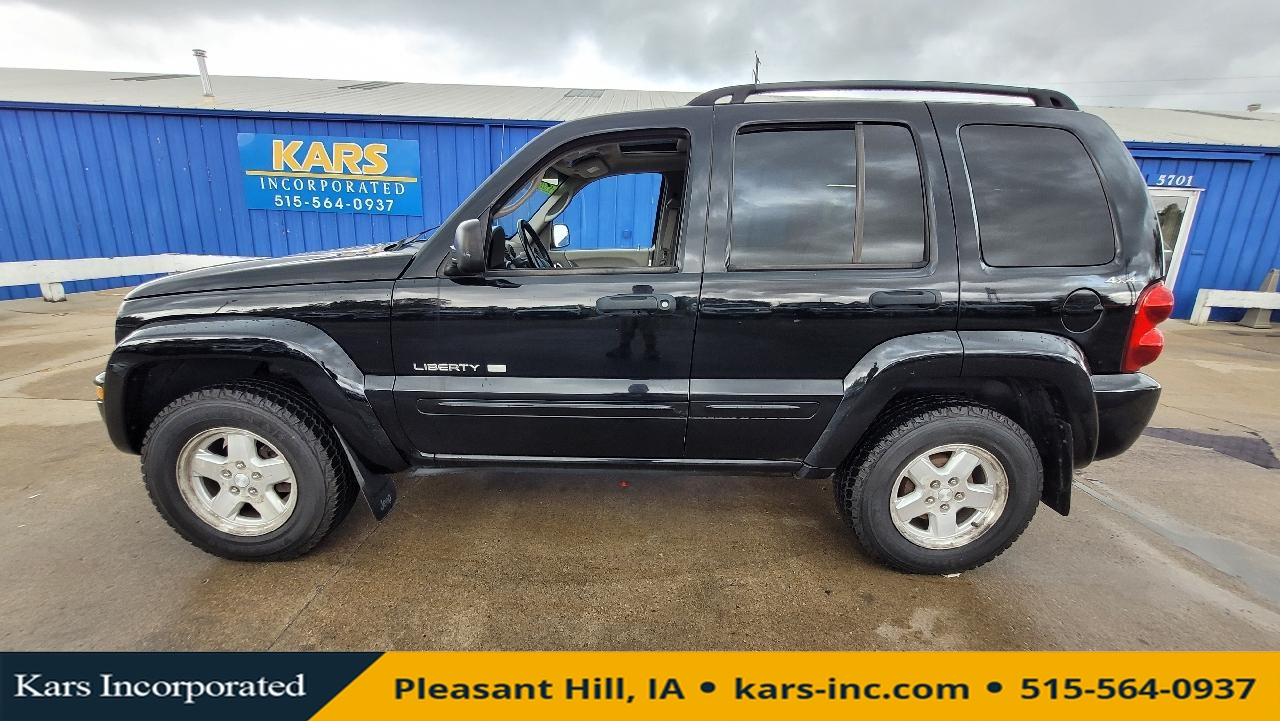 2002 Jeep Liberty LIMITED 4WD  - 295330P  - Kars Incorporated