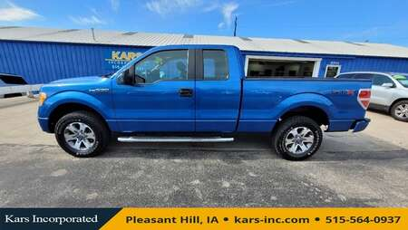 2013 Ford F-150 SUPER CAB 4WD SuperCab for Sale  - D83440P  - Kars Incorporated