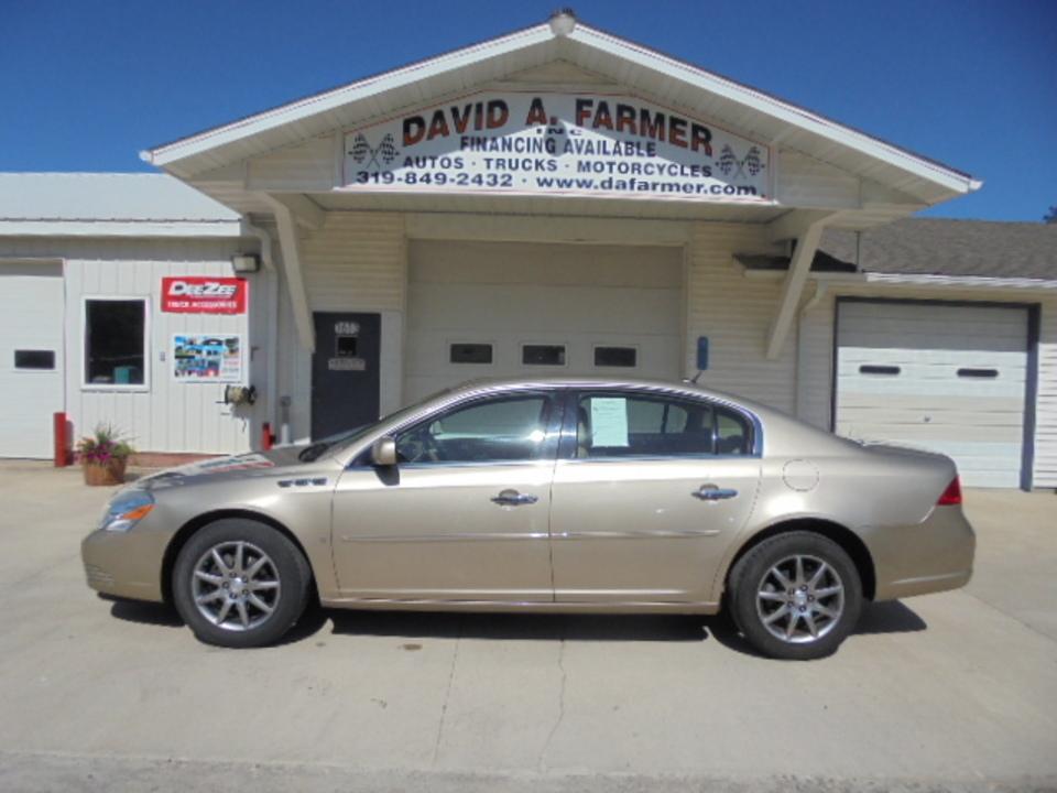 2006 Buick Lucerne  - David A. Farmer, Inc.