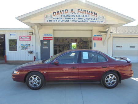 2002 Oldsmobile Intrigue GL 4 Door**Low Miles/New Tires** for Sale  - 4501  - David A. Farmer, Inc.