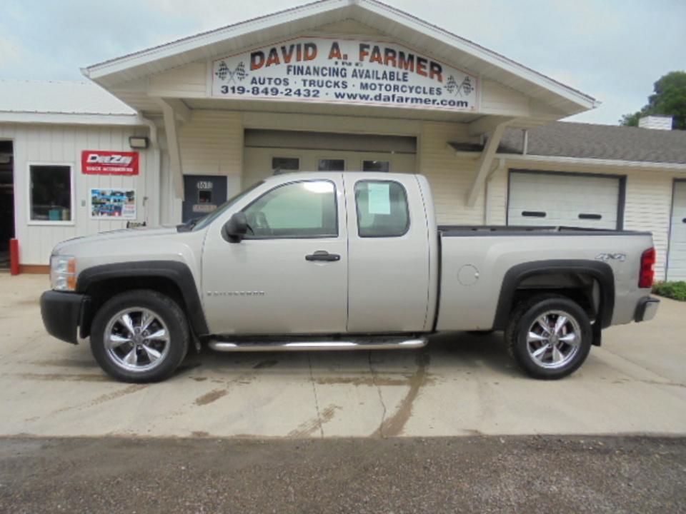 2007 Chevrolet Silverado 1500  - David A. Farmer, Inc.