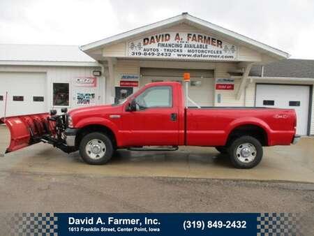 2006 Ford F-250 Super Duty XL Regular Cab 4X4 Long Box for Sale  - 4684  - David A. Farmer, Inc.