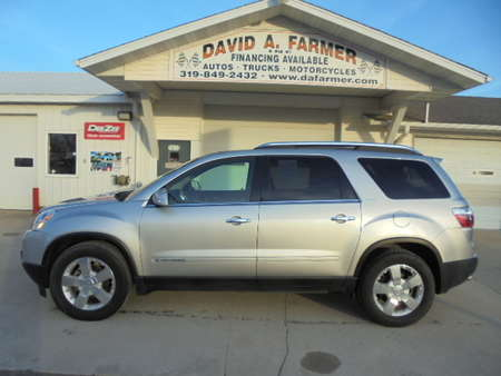 2007 GMC Acadia SLT2 AWD**1 Owner/Low Miles/Loaded** for Sale  - 4389  - David A. Farmer, Inc.