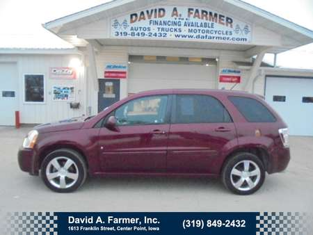 2009 Chevrolet Equinox Sport AWD**Low Miles/Heated Leather/Remote Start** for Sale  - 4621  - David A. Farmer, Inc.