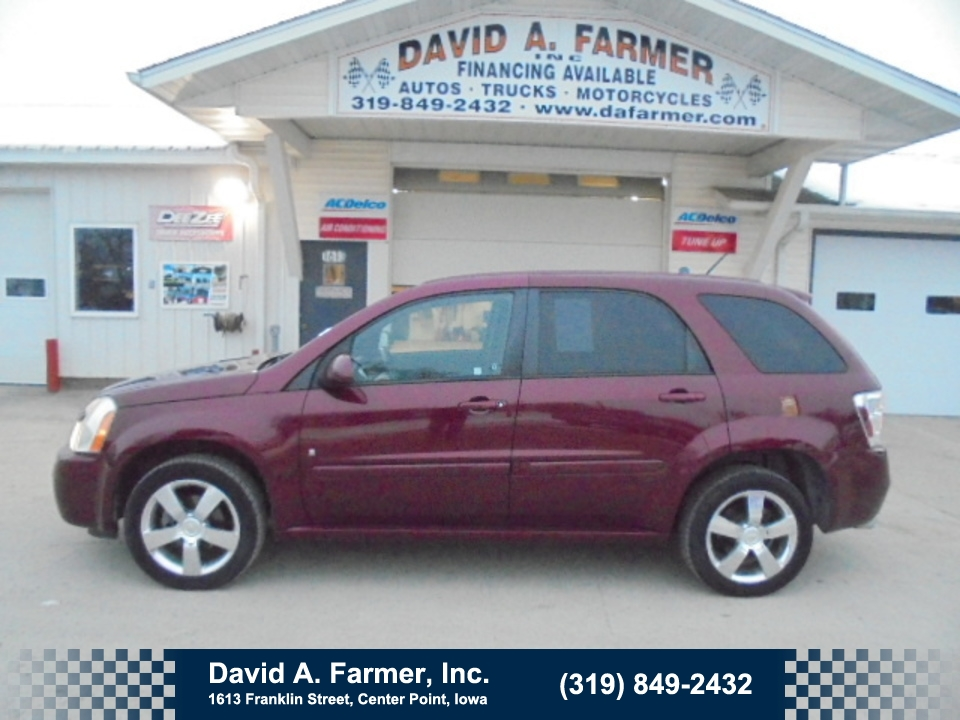 2009 Chevrolet Equinox Sport AWD**Low Miles/Heated Leather/Remote Start**  - 4621  - David A. Farmer, Inc.