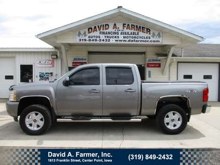 2009 Chevrolet Silverado 1500 LTZ Crew Cab 4X4**Low Miles/Heated Leather** for Sale  - 4720  - David A. Farmer, Inc.