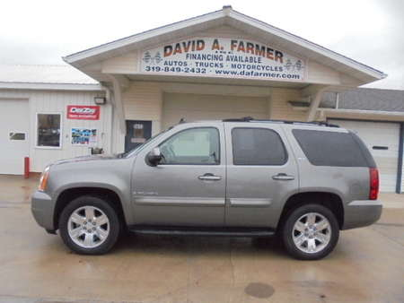 2007 GMC Yukon SLT 4X4*Leather/Sunroof/3rd Row/Navigation* for Sale  - 4396  - David A. Farmer, Inc.